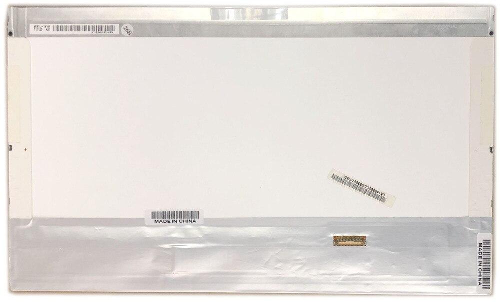 Pour HP EliteBook 8440 P 8440 W ordinateur portable B140XW01 V.4 fit LTN140AT05 LP140WH1 TPD1 TPP1 N140B6-D11 30 broches écran LCD panneau d'affichage