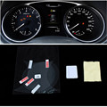 New Styling Car Dashboard Protective Film Scratchproof For NISSAN X-Trail Rogue T32 2014 2015 2016 Car Interior Accessories