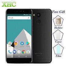 "Vernee M5 LTE 4G 5,2 ""Smartphones 4 GB RAM 64 GB ROM MTK6750 Octa-core Android 7.0 Fingerprint 13MP Dual SIM 3300 mAh Handys"