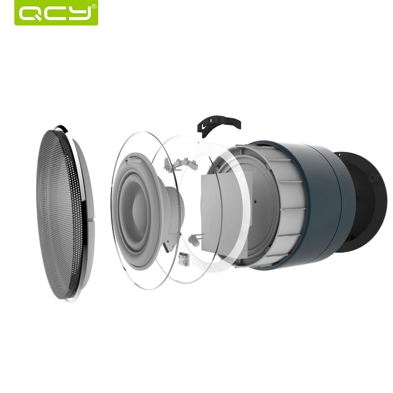 QCY A10 bezprzewodowy głośnik bluetooth metal mini przenośny - Przenośne audio i wideo - Zdjęcie 6