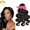 Aliafee Hair Products 7A Unprocessed Virgin Hair Malaysian Body Wave 3pcs Malaysian Virgin Hair Bundle Deals 100% Human Hair