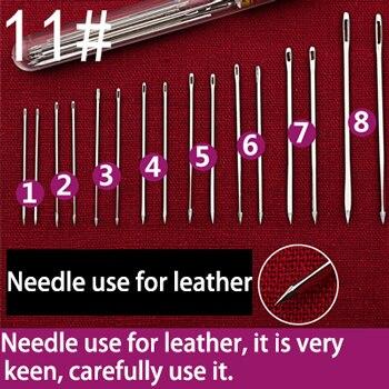 1 упаковка штифтов из нержавеющей стали для рукоделия, рукоделие, аксессуары для шитья - Цвет: NO 11
