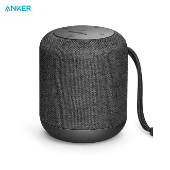 Anker Soundcore Motion Q Portable Bluetooth Speaker 360 Speaker with IPX7 Waterproof Dual 8W Drivers for Louder All-Around Sound