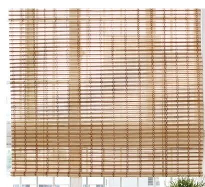 pas cher sur mesure de haute qualite rideau de bambou rideau de bambou rideau de l obturateur stores romains bambou ombre rideau de bambou partition