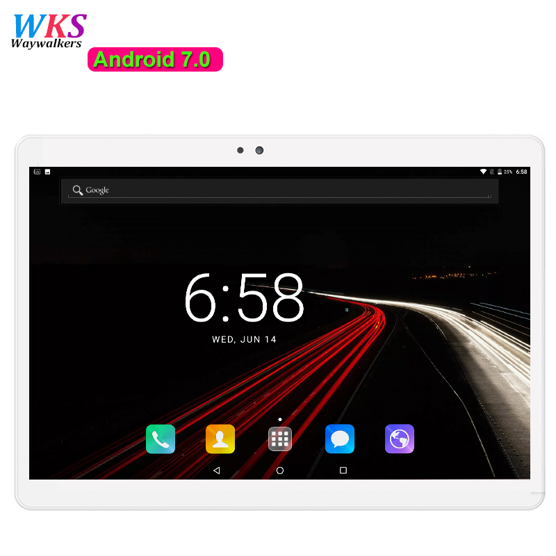 2017 Newest tablet pc 10 1 inch Android 7 0 Octa core 4G LTE 4GB RAM