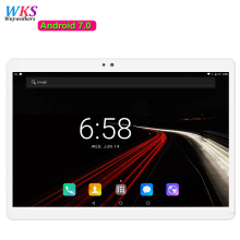 2017 Najnowszy tablet pc 10.1 cal Android 7.0 Octa rdzeń 4G LTE 4 GB RAM 64 GB ROM Bluetooth Mini tabletki 1920*1200 IPS prezent tablet