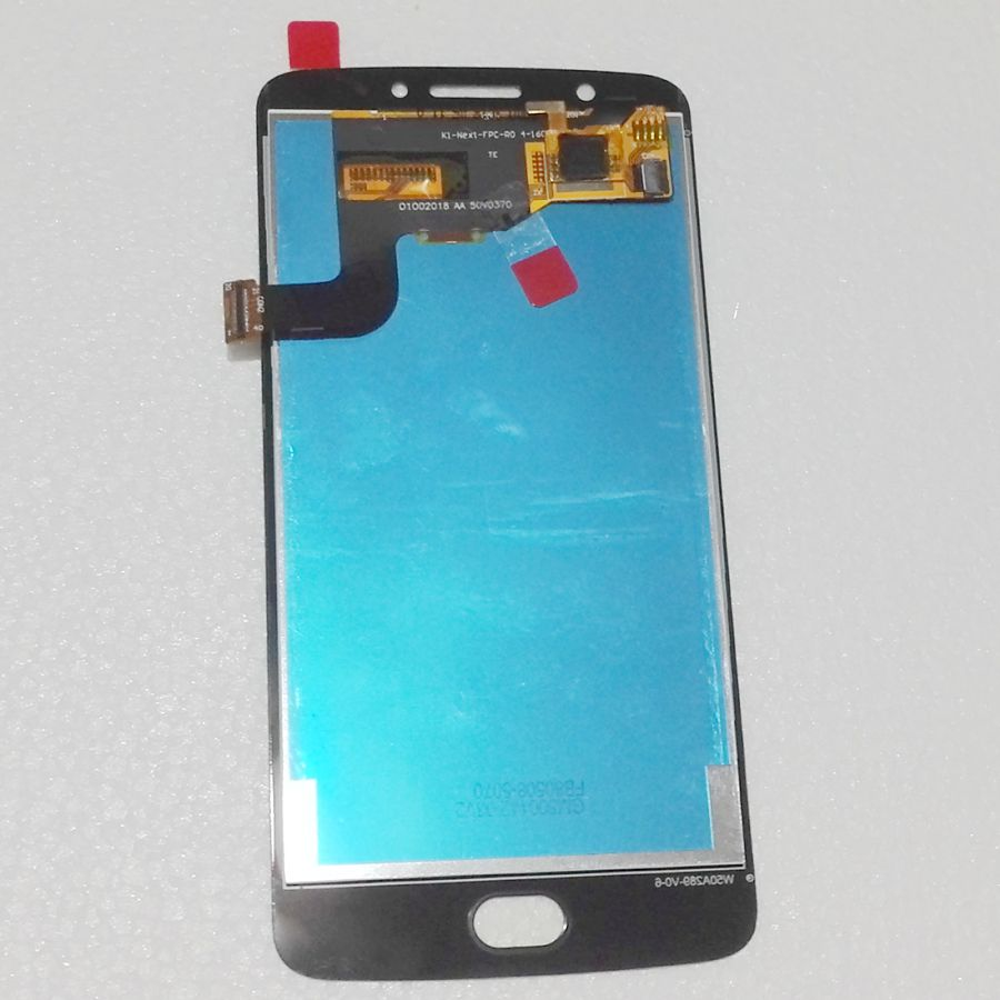 For Motorola Moto E4 XT1763 xt1766 <font><b>XT1762</b></font> XT1772 <font><b>Lcd</b></font> Screen Display+Touch Glass DIgitizer Assembly Replacement Parts image