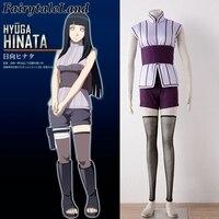 hot anime Cosplay Costume movie the last Naruto Hinata Hyuga cosplay costume sexy Hinata cosplay costume Halloween costumes