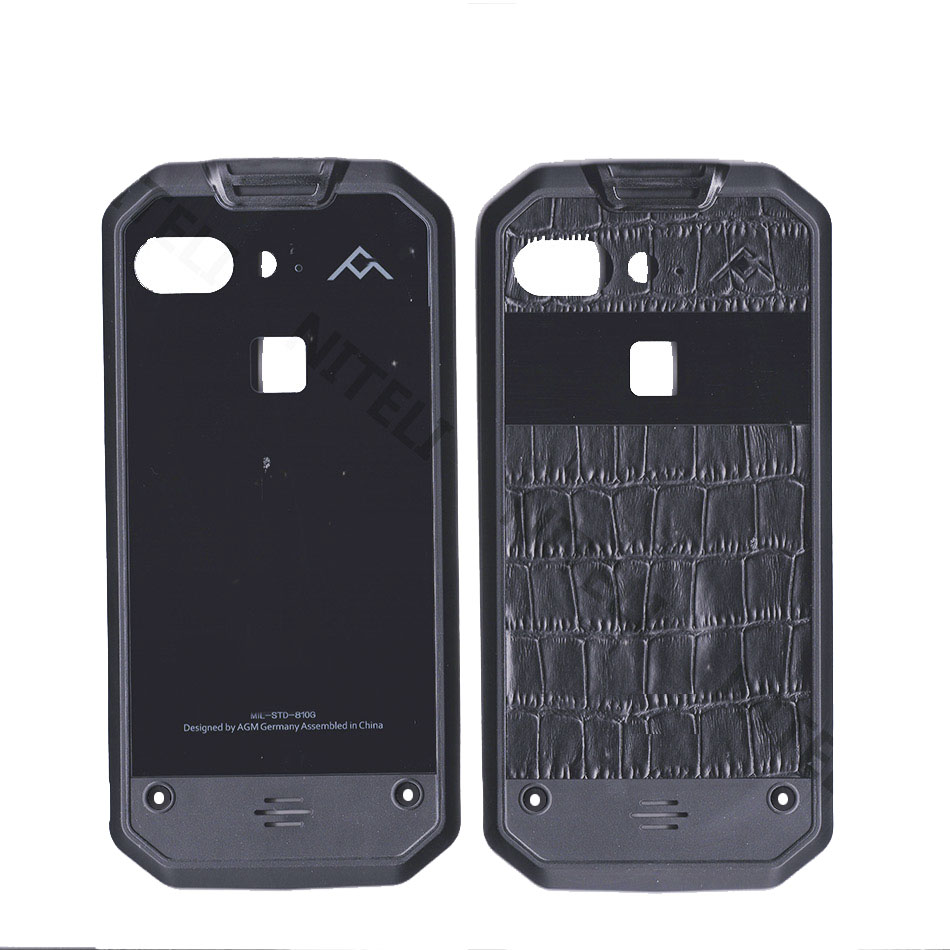 Back Housing Case Battery Door Rear Cover Panel For AGM X2