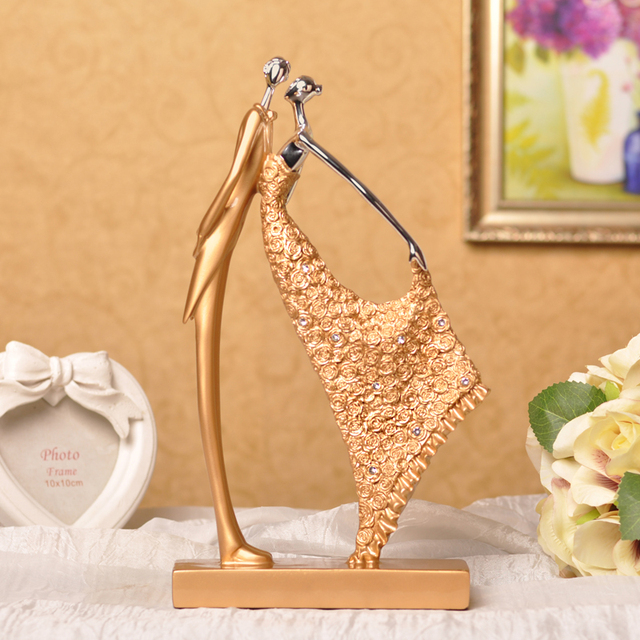 Ornaments Engagement Resin Wedding Gifts Close Friend High Grade Creative