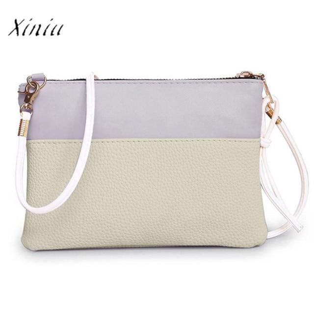 4eae618ba043 Simple Leather Women Bag Crossbody Bag Fashion Handbag Shoulder Bag Large  Tote Ladies Purse Messenger Bag Bolsas Feminina