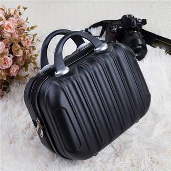 For Women Professional Cosmetic Case Beauty Makeup Necessary Waterproof Cosmetic Bag Suitcase For Adults Portable Cosmetic 4