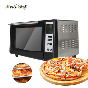 ITOP Electric Pizza Oven Bakery Roaster Oven Multifunction For Making Bread Cake Pizza Intelligent With Timer