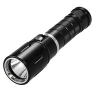T6 LED Strong Tactical Flashlight Led Torch Zoom LED Flashlight Waterproof Torch Light Rechargeable