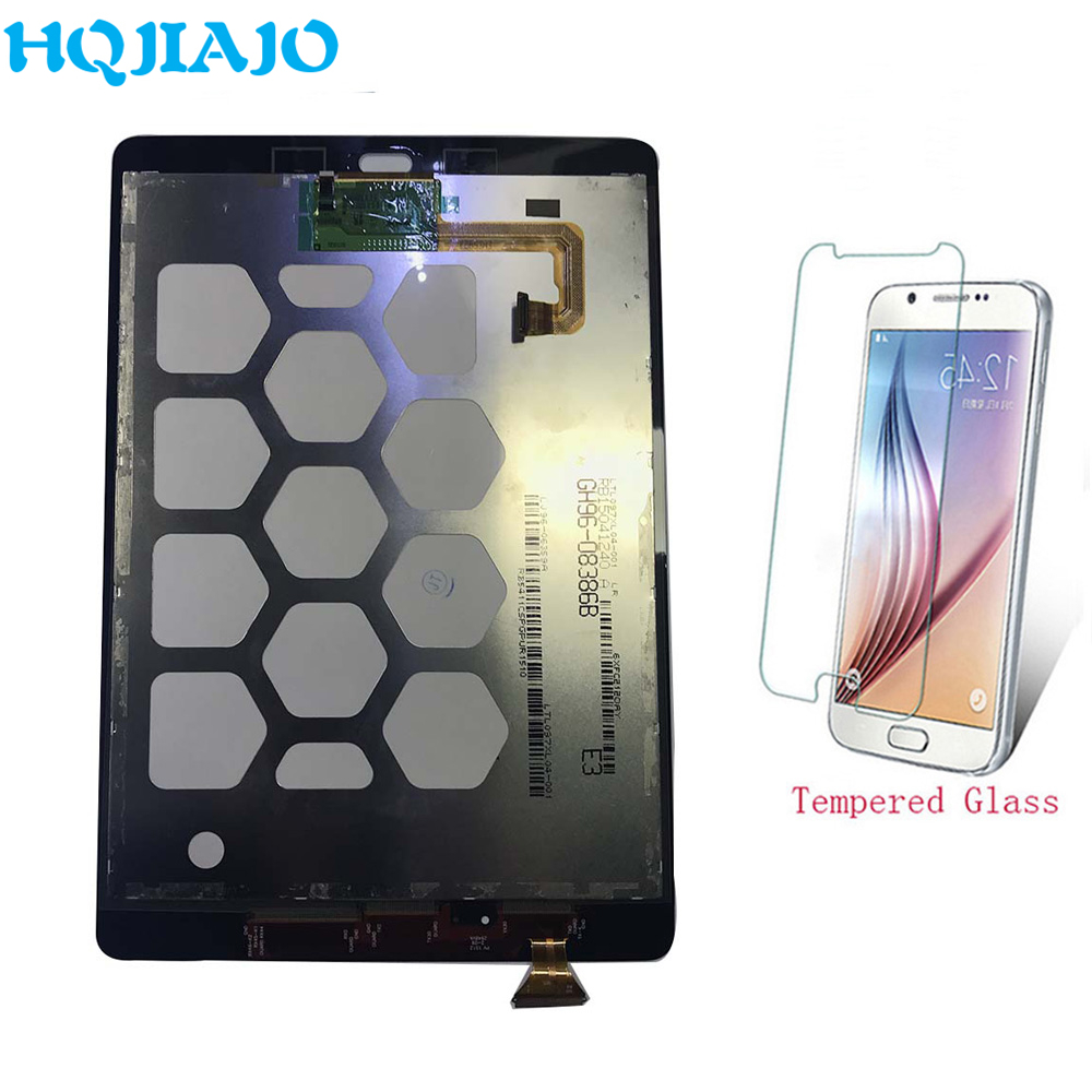 Tablet LCDs & Panels For Samsung Galaxy Tab A 9.7 T550 T555 LCD Display Touch Screen Digitizer For Samsung Galaxy Tab A 9.7 T550Tablet LCDs & Panels For Samsung Galaxy Tab A 9.7 T550 T555 LCD Display Touch Screen Digitizer For Samsung Galaxy Tab A 9.7 T550