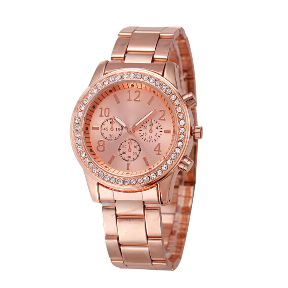 SmileOMG New Fashion Elegant Fashion Women's Bracelet Watch Alloy Watch Christmas Gift Free Shipping,Sep 4 smileomg hot sale fashion women crystal stainless steel analog quartz wrist watch bracelet free shipping christmas gift sep 5