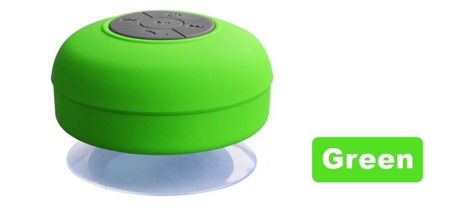 Portable Subwoofer Shower Waterproof Wireless mini Bluetooth 4.0 Speaker support Car Handsfree