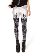 Jeggings For Women Slim Pants Digital Printing Mid-Calf  Aor Legins Workout Fitness Active Leggins Just Do It