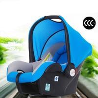 Bambino auto seggiolino auto neonato cesti bambino culla portatile bambino Multifunzionale auto seggiolino per auto bambino