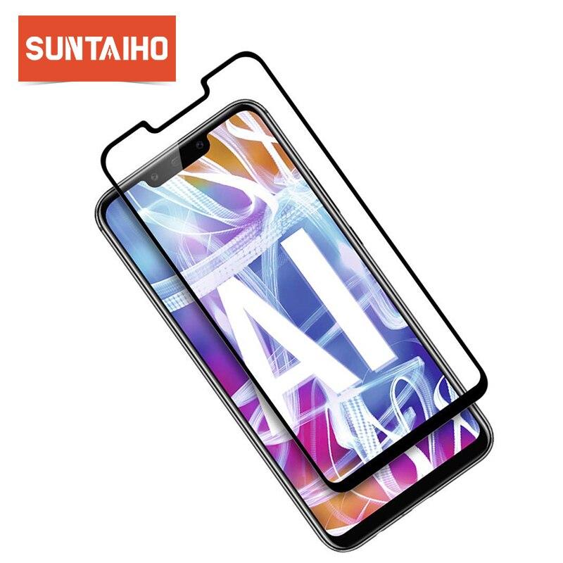 Suntaiho for Huawei mate 20 pro screen protector for huawei mate 20 lite for huawei P20 lite Protective glass for huawei P9 Lite