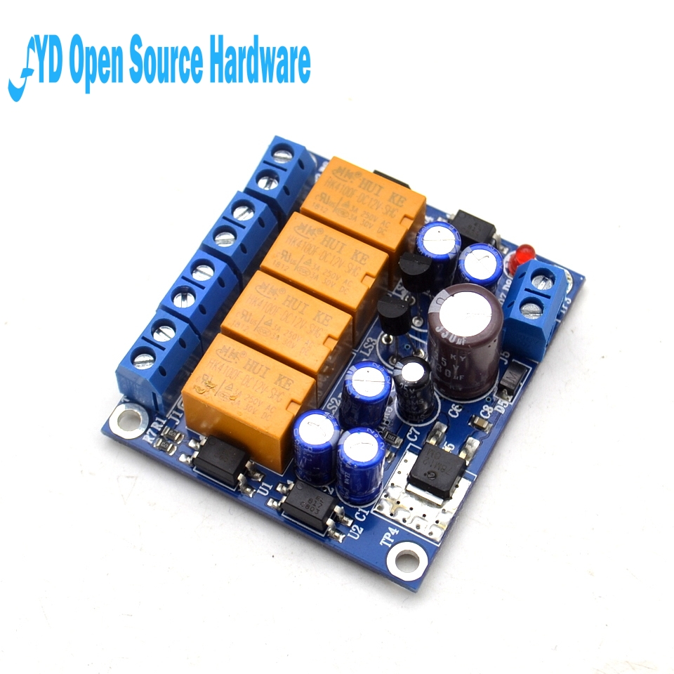 TDA7498 TPA3116 TDA7492 Digital Amplifier Speaker Protection Board Module  - buy with discount