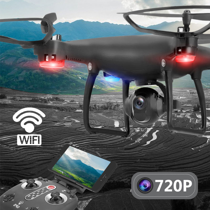 Quadcopter Drone Aircraft GPS WIFI RC Wide Angle Lens Ufo Videos G-Sensor Intelligent Outdoor Fpv Drone Camera PhotographyQuadcopter Drone Aircraft GPS WIFI RC Wide Angle Lens Ufo Videos G-Sensor Intelligent Outdoor Fpv Drone Camera Photography