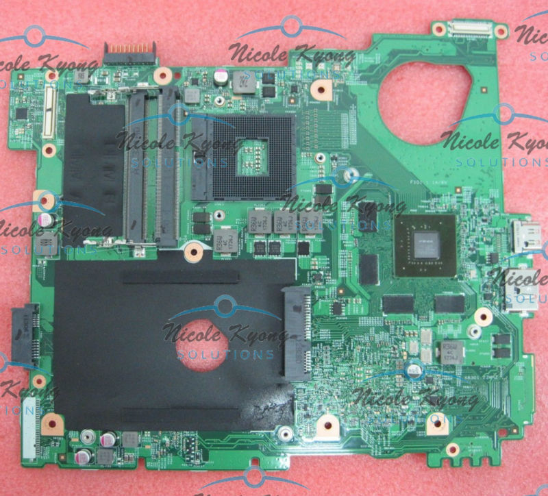 MWXPK 0MWXPK CN-0MWXPK J2WW8 0J2WW8 CN-0J2WW8 HM67 GT525m DDR3 PGA989 motherboard for Dell Inspiron 15R N5110 support core I5 I7