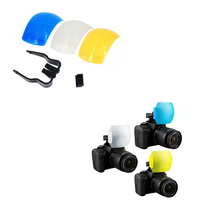 100% Professional 55mm uv cpl fld Filter Lens Hood & Cap Camera cleaning kit for nikon canon 4