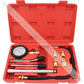 Automotive Tools Engine Cylinder Compression Tester Kit With Extension Bar Auto Engine Diagnostic Tool M10 M12 M14 M18