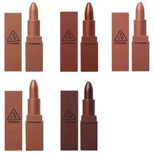 New ArriveD Matte Lipstick Brand Makeup Chocolate Lipstick Brown Nude Batom Beauty Makeup Lip balm Maquiagem