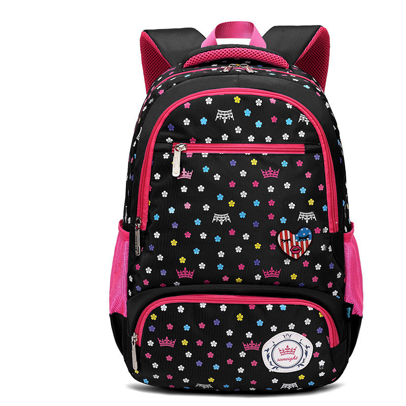 Fashion Kids Book Bag Breathable Backpacks Children School Bags Women Leisure Travel Shoulder Backpack Mochila Escolar Infantil