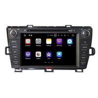 KLYDE 2 Din 8 Android 7 1 Car Multimedia Player For Toyota PRIUS 2009 2013 Right