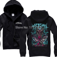 Whitechapel Band Mainstream Rock Death Metal Heavy Metal Hoodie Size S Xxxl