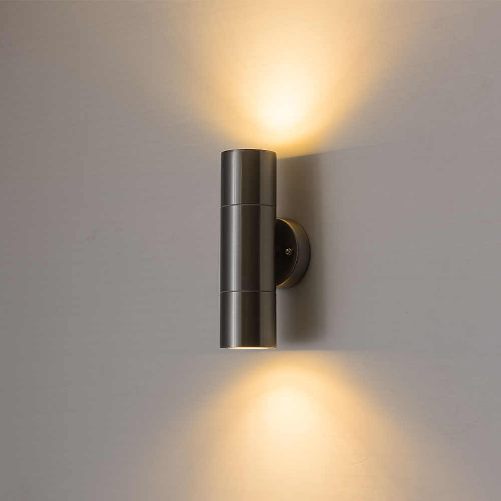 Up down outdoor waterproof ip65 wall lamp modern led wall light indoor sconce decorative lighting porch garden lights wall lamp