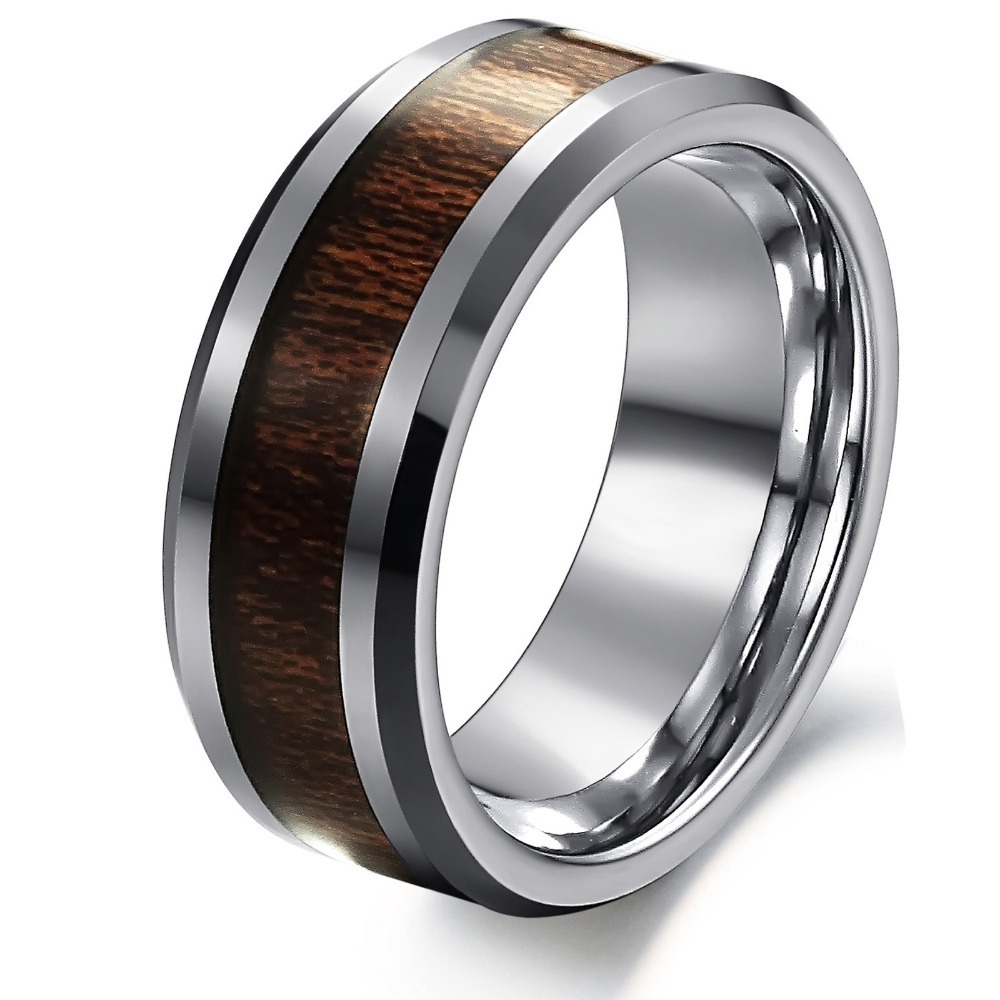 Aliexpress : Buy Tungsten Ring Men Vintage Jewelry Tungsten Wedding Ring  With Carbon Fiber Fashion Jewelry Big Rings Wj233 From Reliable Ring  Removal