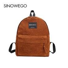 Новый Мода 2017 г. Элитный бренд женщины рюкзак замши школьные сумки опрятный кожаный рюкзак школьный маленький школьный рюкзак для девочек
