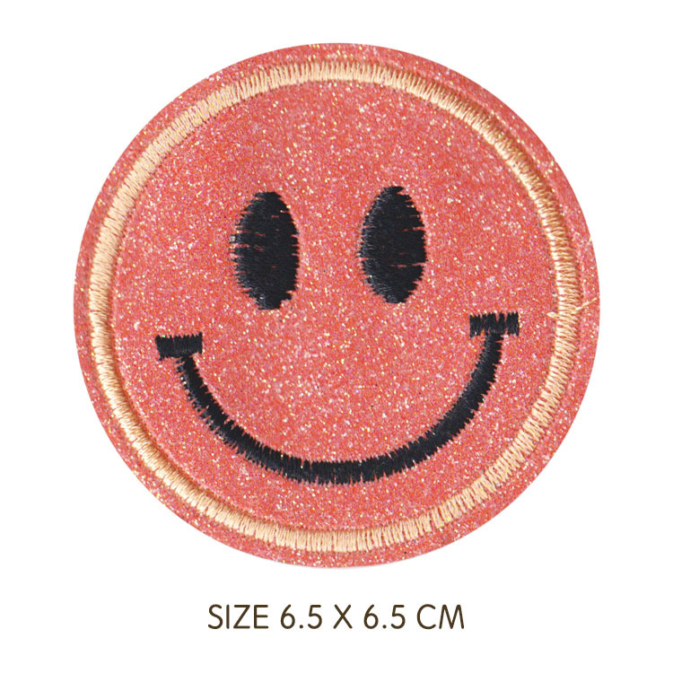 0076 Smile Smiley Face Stickers