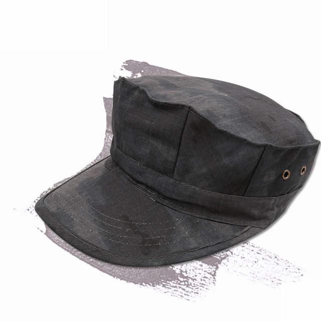a2349e5a74a9 € 5.07 10% de DESCUENTO|2016 moda al aire libre snapback sombreros  militares para hombre mujer Casual hombres mujeres sombrero táctico  camuflaje ...