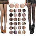 12 styles Black New Fashion Women Sexy  Fishnet Net Mesh Pantyhose Stocking Tights