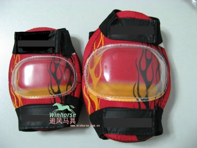 Equestrian Children Riding Protective Equipment For Children And Elbow And Knee Pads Body Support Equestrian Equipment