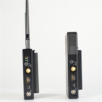 150 м/500ft 5 ГГц WHDI HDMI SDI Беспроводной передачи видео и аудио Системы 3g 1080P HD ТВ трансляции Беспроводной приемник передатчик