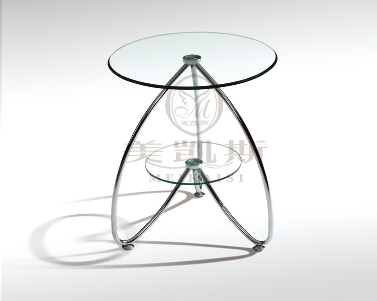 все цены на Toughened glass small tea table.. Sofa. Round side tables. онлайн