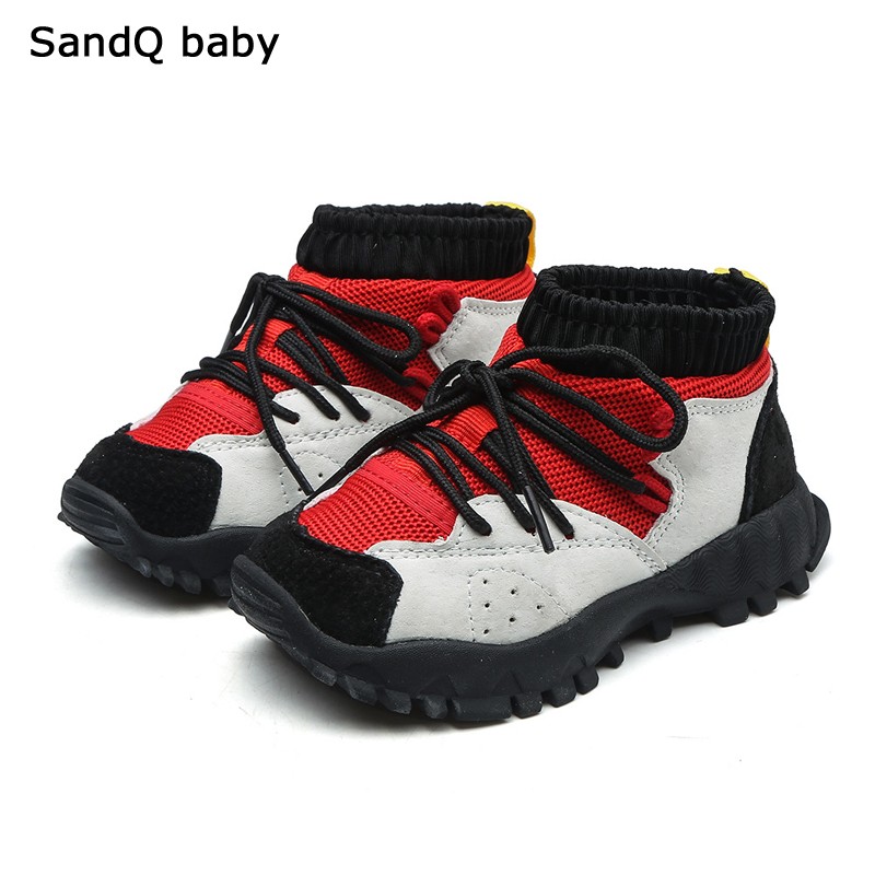 New 2019 Spring Genuine Leather Children Shoes Net Breathable Sports Boys Girls Sneakers Wear-resistant Light Kids Casual ShoesNew 2019 Spring Genuine Leather Children Shoes Net Breathable Sports Boys Girls Sneakers Wear-resistant Light Kids Casual Shoes