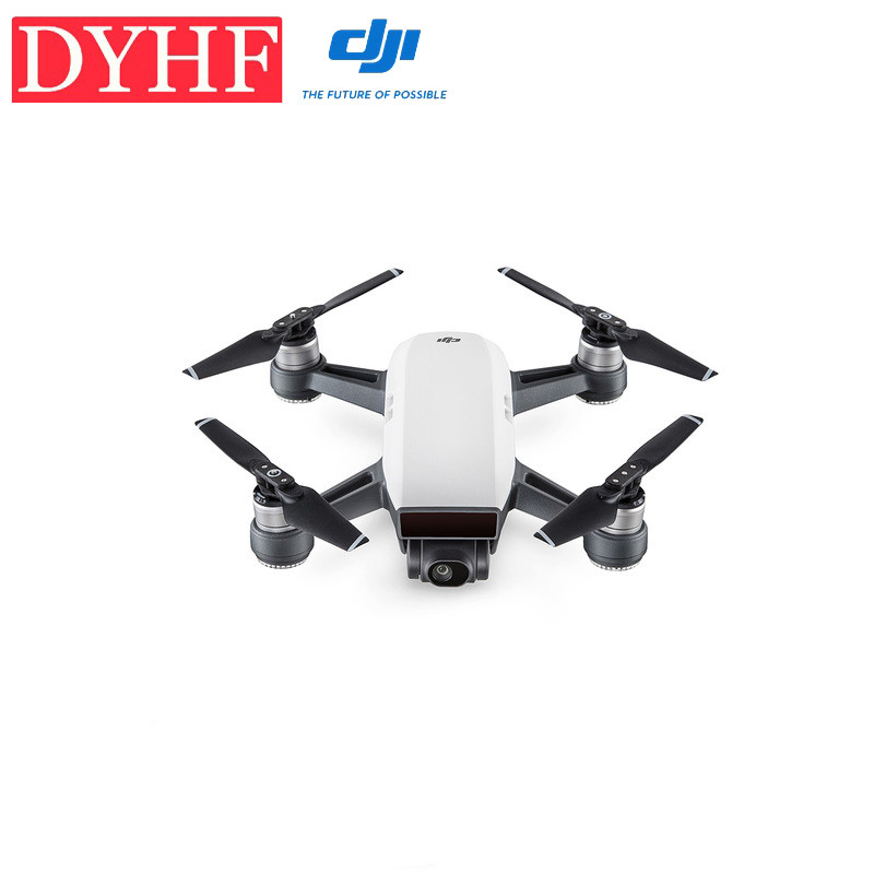 Second Hand Original DJI Spark drone with1080P HD Camera mini drones RC Airplanes