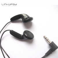 Disposable Stereo Earbuds For School ,Gyms ,Tourist bus ,Hospital 5000pcs/lot
