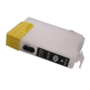 Image 4 - Cartucho de tinta para epson stylus, cartucho de impressora 92n 92 .pdf, tx106 tx117, tx119, tx109, c91, cx4300 chip de redefinição automática