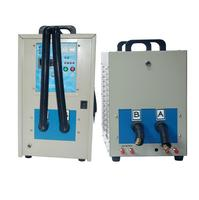 Oferta 40KW 30 80KHz calentador de inducción de alta frecuencia horno ZN 40AB envío rápido