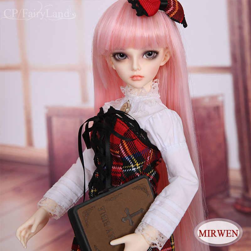 Boneca BJD 1/4 Sarang Celine Fairyland Minifee Chloe Ball joint bonecas bluefairy littlemonica Oueneifs Luts Delf