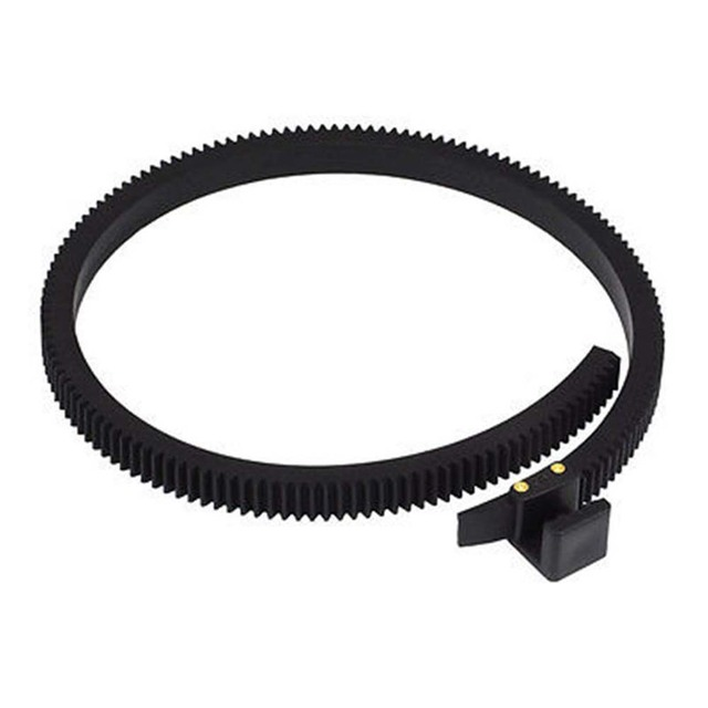 Fotga siga foco engrenagem driven anel cinto dslr lentes para 15mm haste suporte todas as câmeras de vídeo dslr