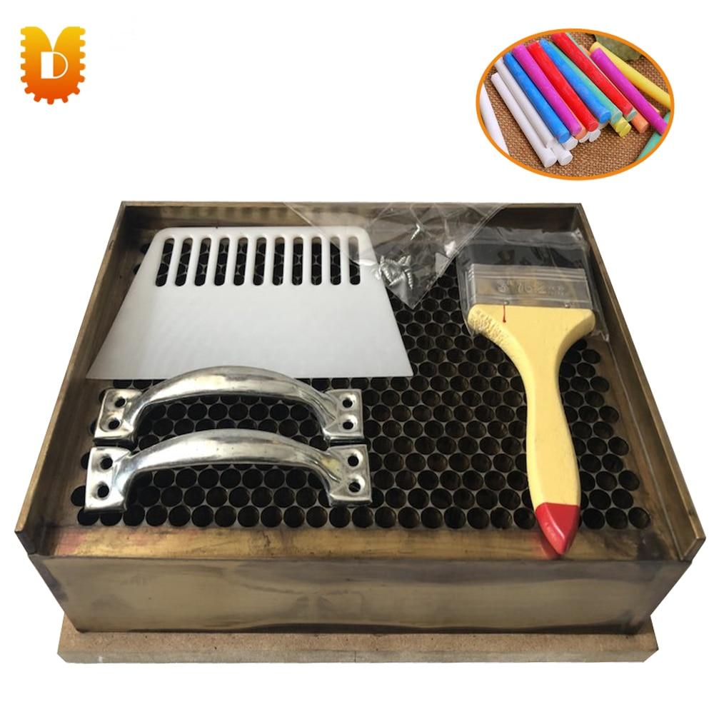 500pcs/time Copper Mould Chalk Machine/Coloured Chalk Machine/Dustless School Chalk Mould chalk making machine school chalk machine manual type chalk make machine